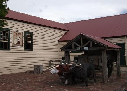 the wool shed sheep museum